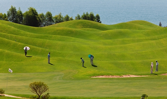 6 Days DANANG GOLF HOLIDAY